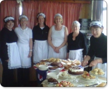 Glasson SC Tea Ladies