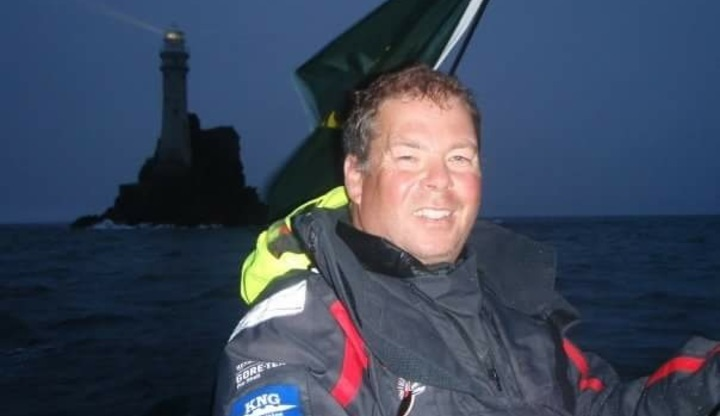 Bill is taking on the Fastnet again