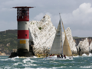 The Needles - Round the Island 2016