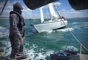 Solent Sailing Experience - Sail 4 Cancer